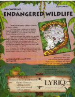 LYRIQ Discovering Endangered Wildlife Data Sheet 600x768x50