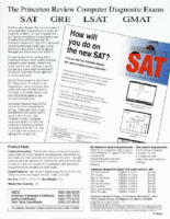 LYRIQ Princeton Review Data Sheet Back
