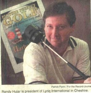Randy Hujar founder of Lyriq International